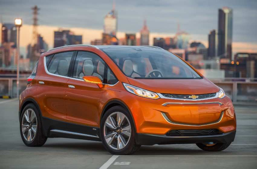 30 A 2020 Chevy Bolt Images