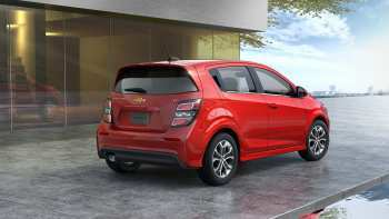 30 A 2020 Chevy Sonic Redesign