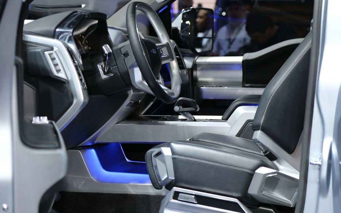 30 A 2020 Ford Atlas New Concept