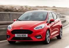 2020 Ford Fiesta St Rs