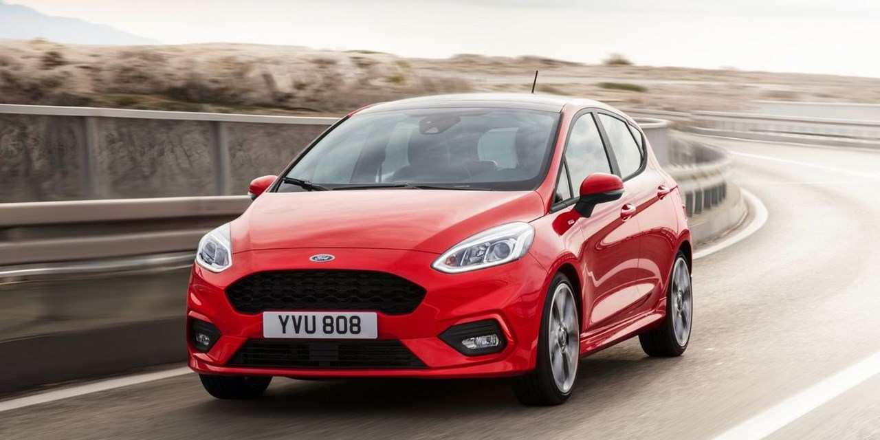 30 A 2020 Ford Fiesta St Rs Price