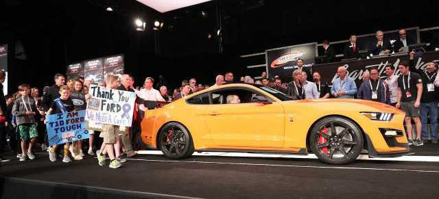 30 A 2020 Ford Mustang Gt500 Review