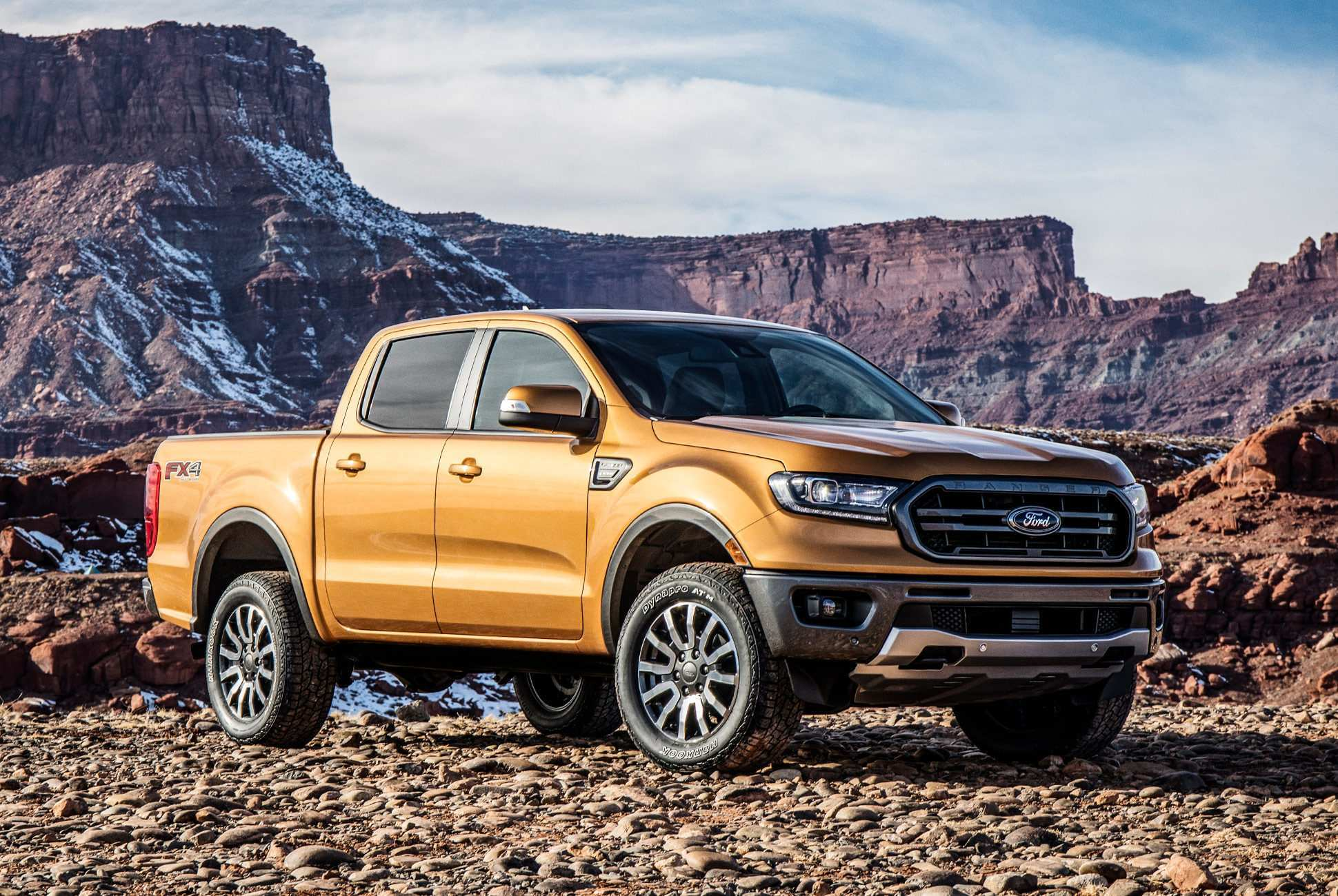 30 A 2020 Ford Ranger New Review