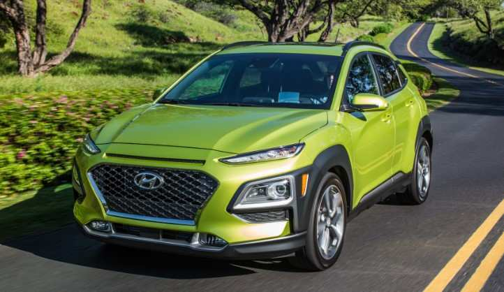 30 A 2020 Hyundai Kona Release Date Reviews