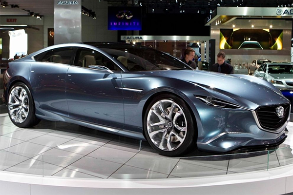 30 A 2020 Mazda 6 Coupe Picture