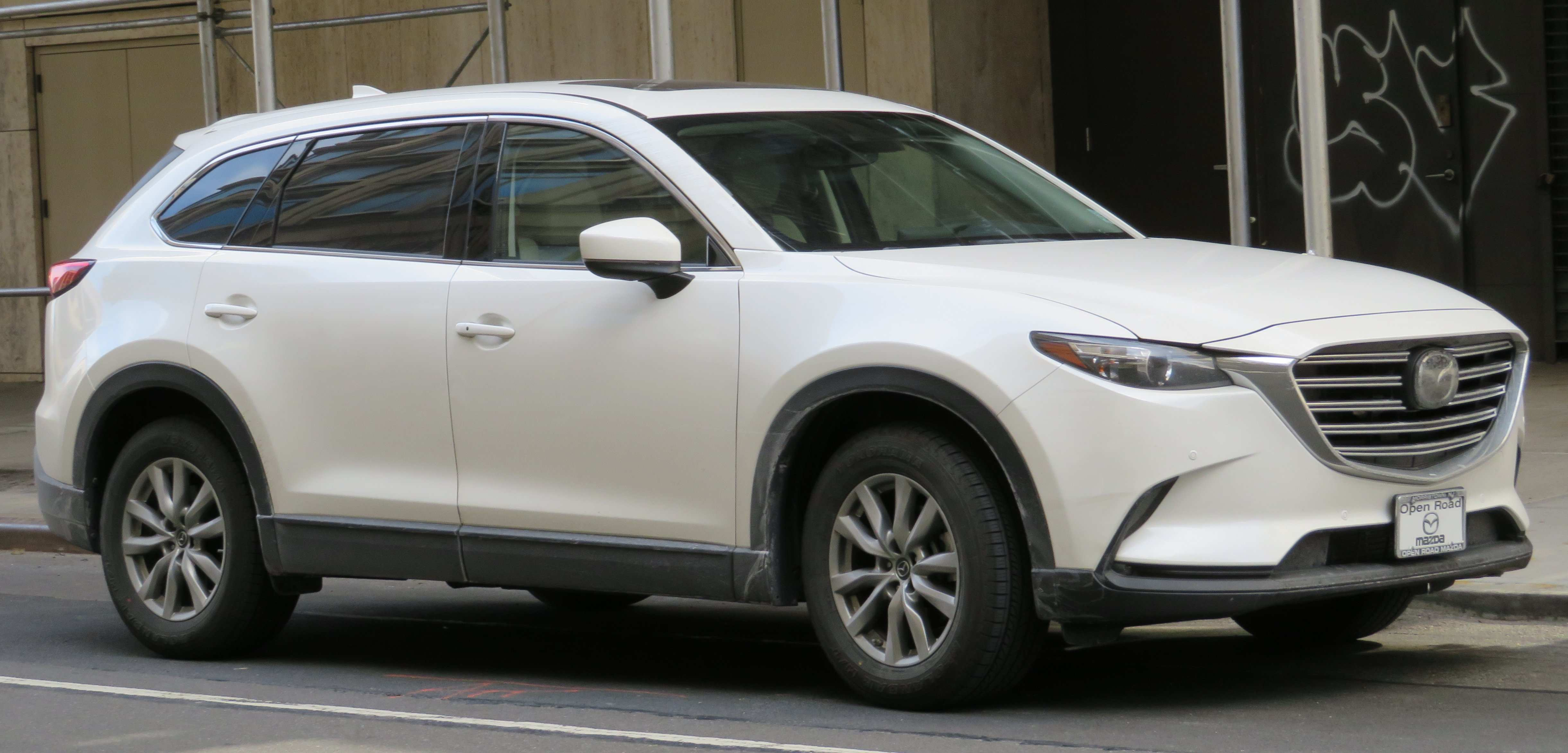 30 A 2020 Mazda CX 9s Performance And New Engine