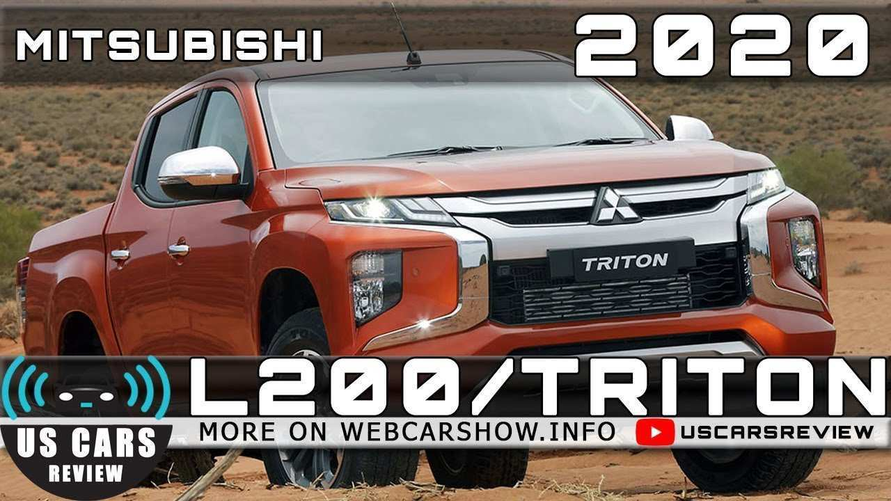 30 A 2020 Mitsubishi Triton Specs Speed Test