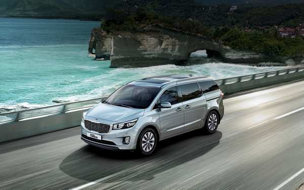 30 A Kia Grand Carnival 2019 Review Configurations