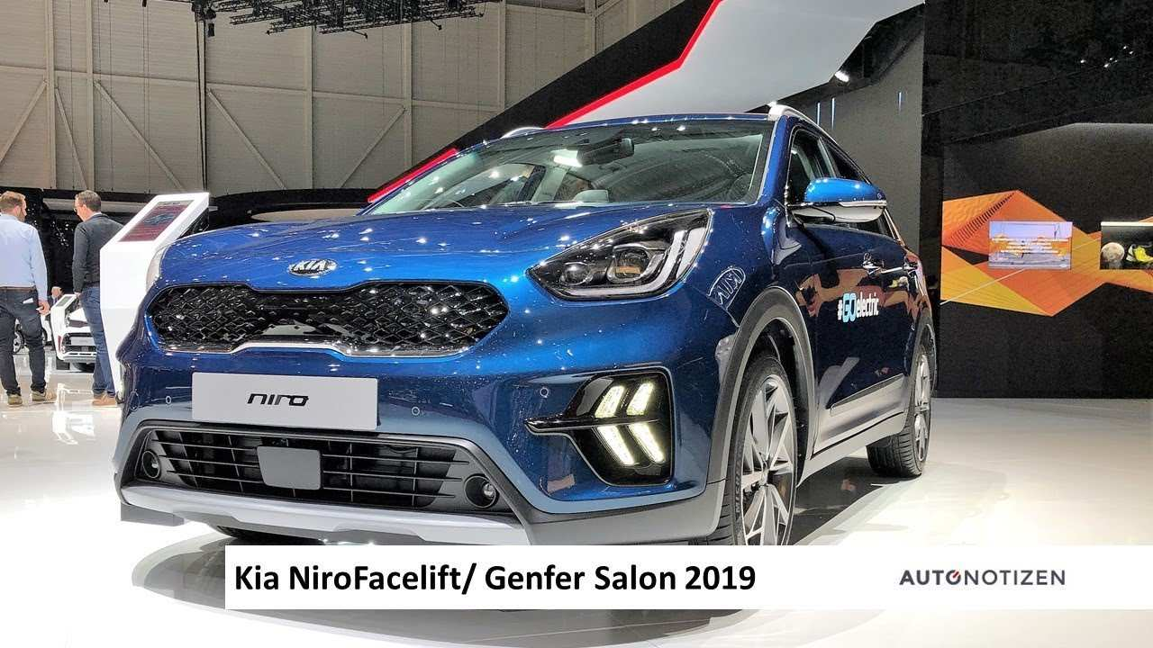 30 A Kia Niro 2019 Price Design And Review