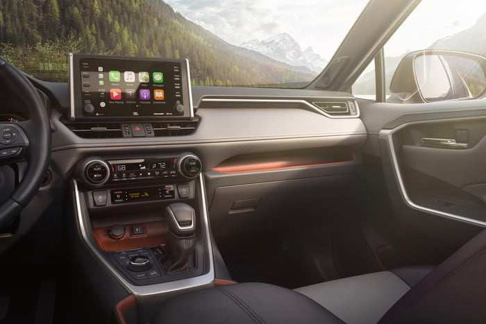 30 A Lexus Carplay 2019 Spesification