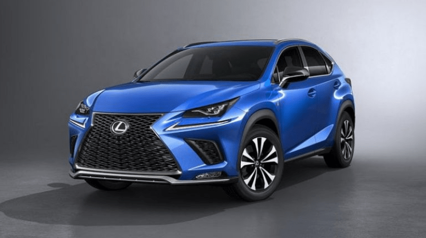 30 A Lexus Colors 2020 Configurations