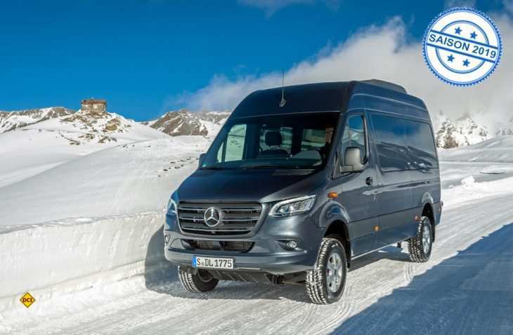 30 A Sprinter Mercedes 2019 Redesign and Concept