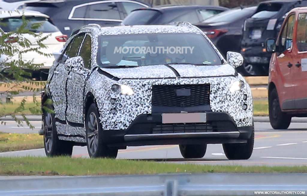 30 A Spy Shots Cadillac Xt5 First Drive