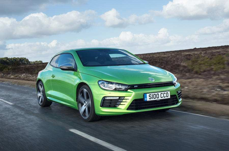 30 A Vw Scirocco 2019 New Concept
