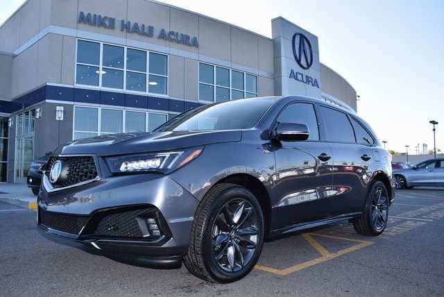 30 All New 2019 Acura MDX Wallpaper