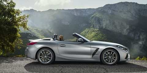 30 All New 2019 BMW Z4 M Roadster Concept