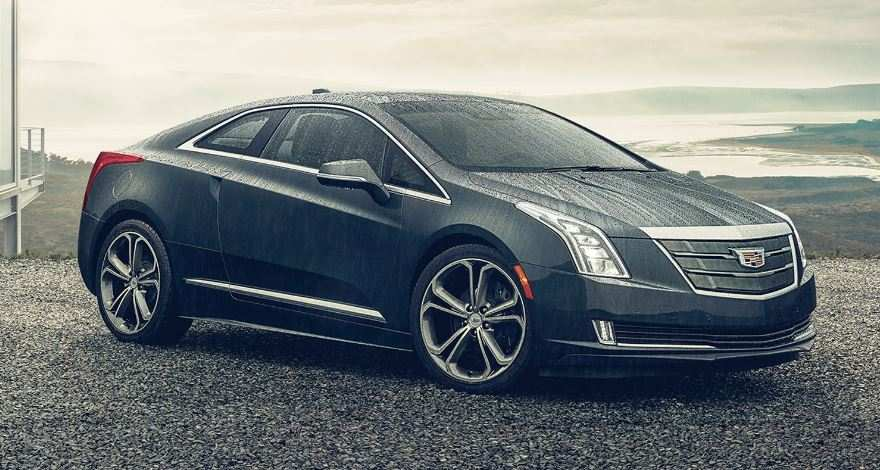 30 All New 2019 Cadillac ELR Concept