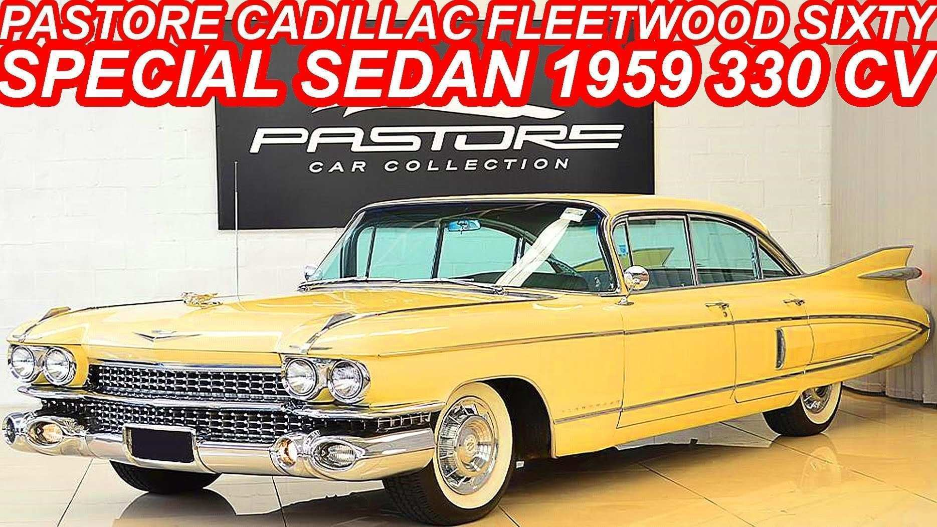 30 All New 2019 Cadillac Fleetwood Series 75 Specs