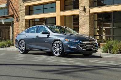 30 All New 2019 Chevrolet Malibu Photos