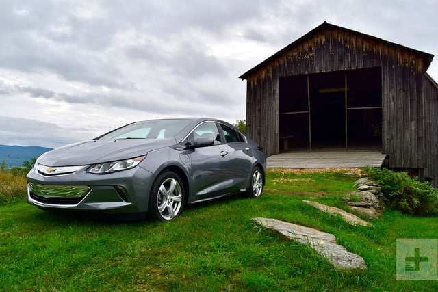 30 All New 2019 Chevrolet Volt Configurations