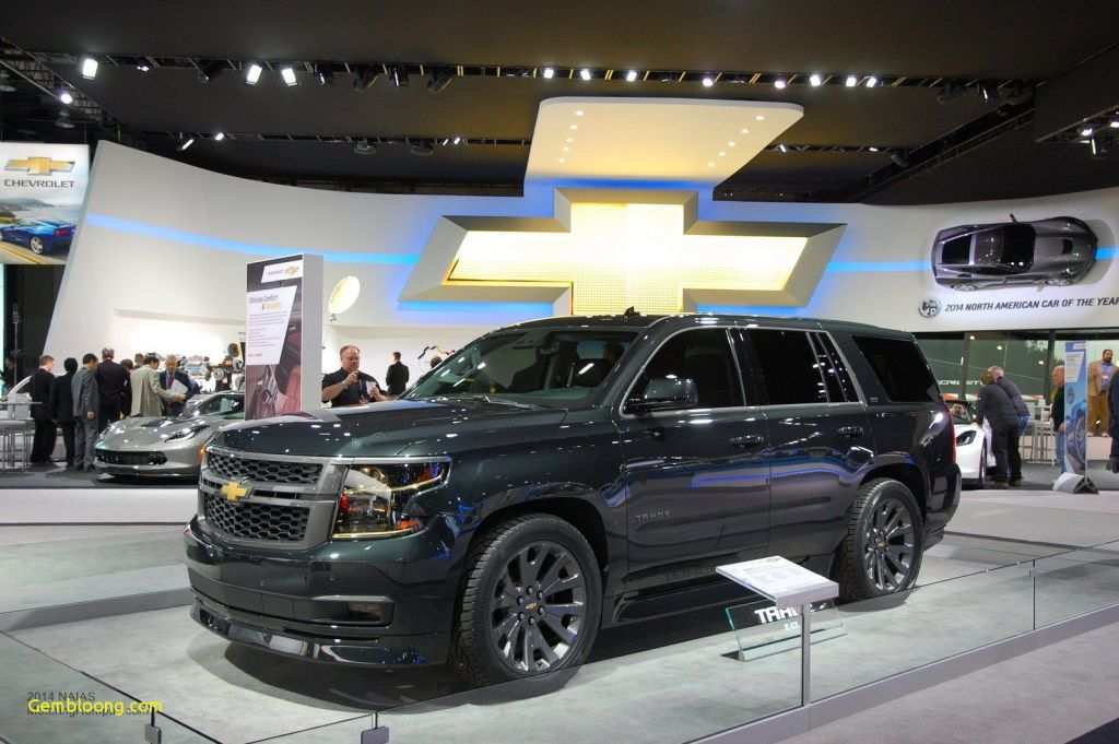 30 All New 2019 Chevy Tahoe Z71 Ss New Review