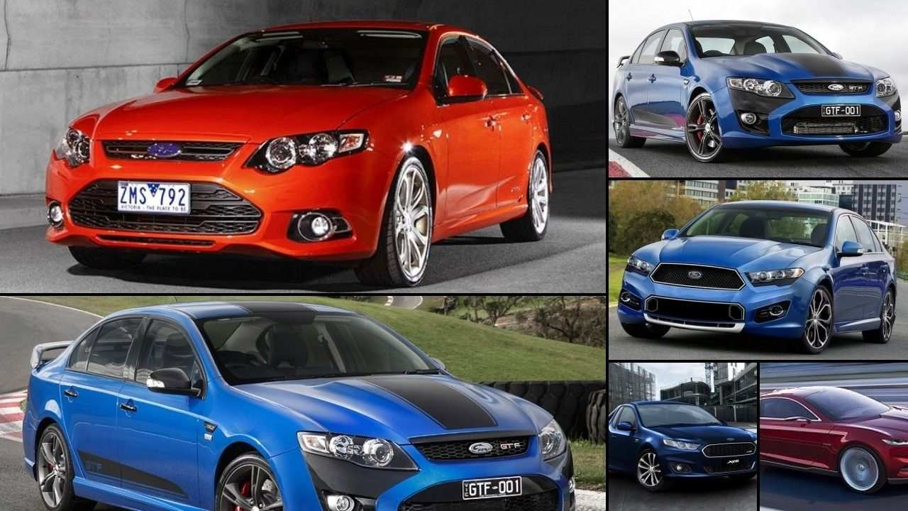 30 All New 2019 Ford Falcon Xr8 Gt History