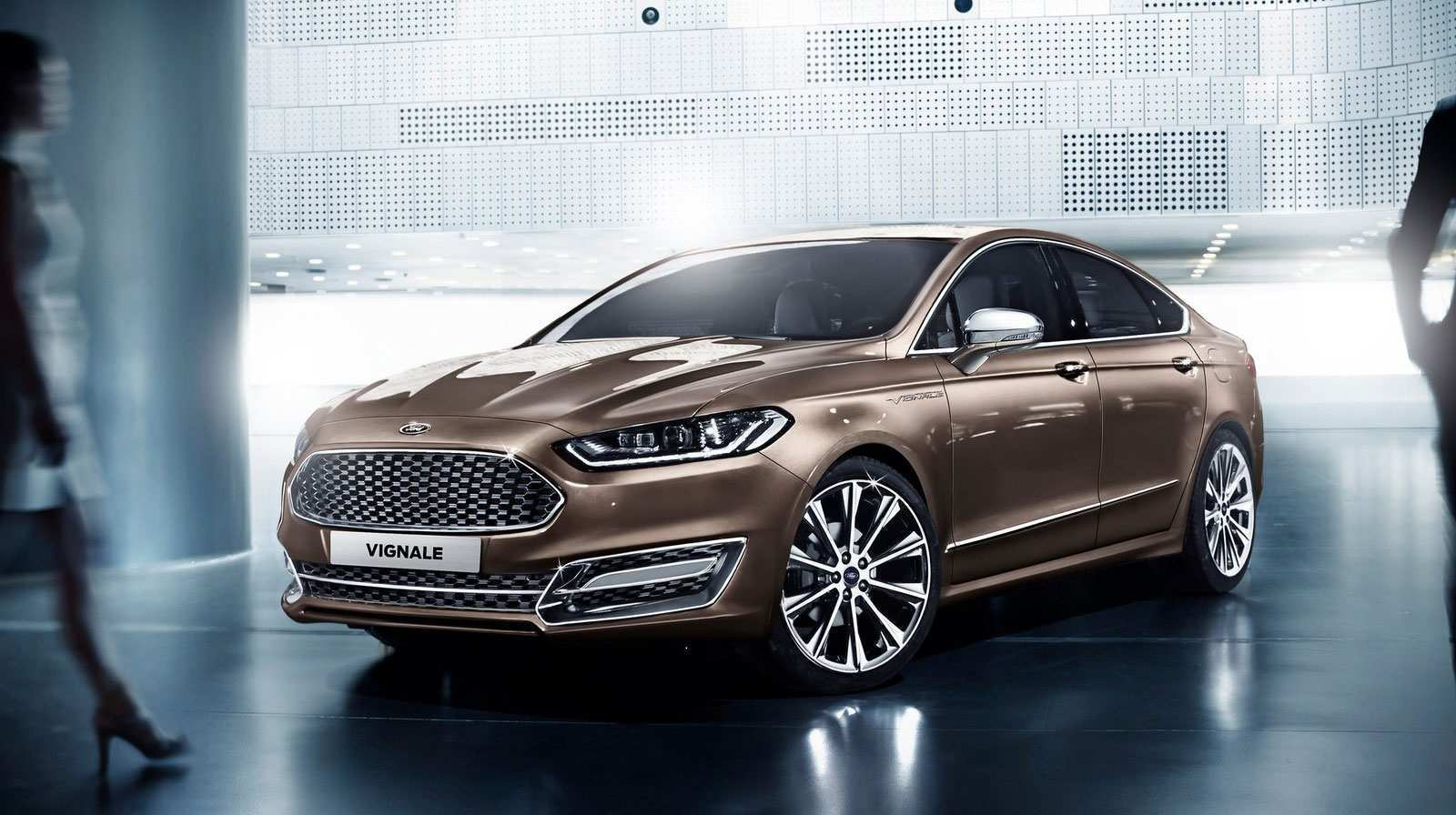 30 All New 2019 Ford Mondeo Vignale Photos