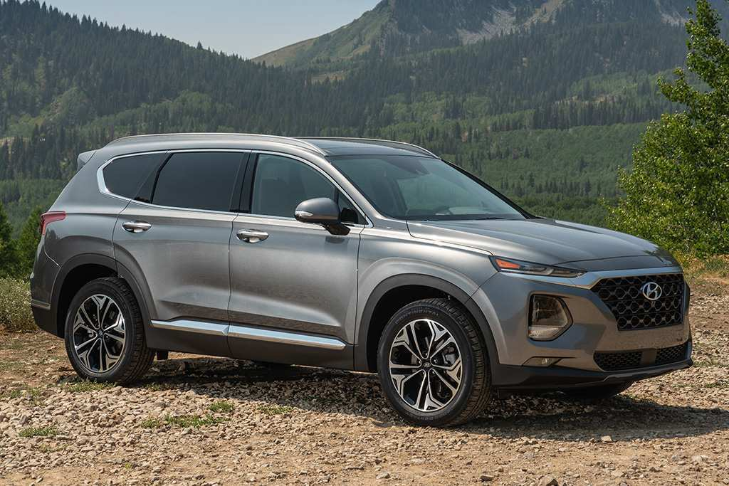 30 All New 2019 Hyundai Santa Fe Redesign And Review