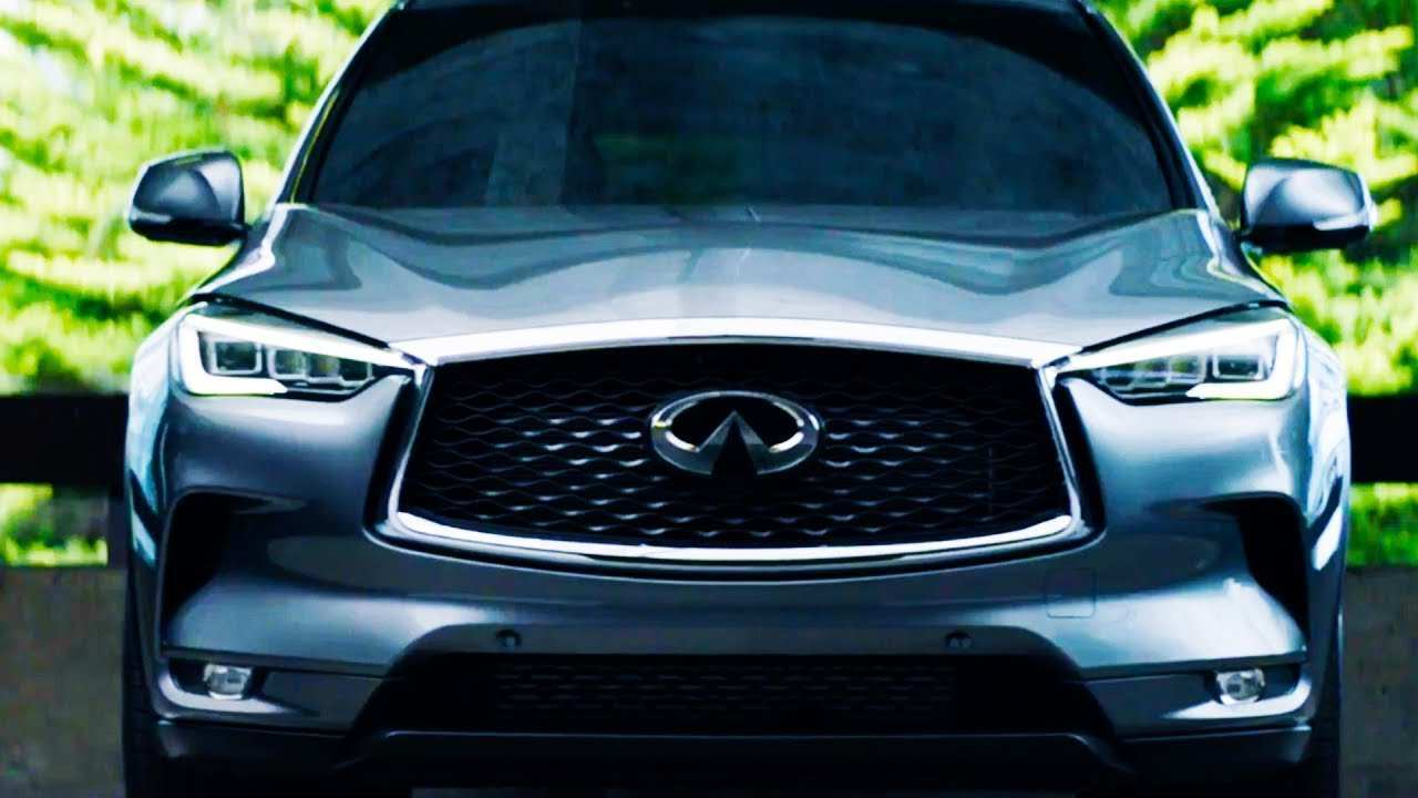 30 All New 2019 Infiniti Commercial First Drive