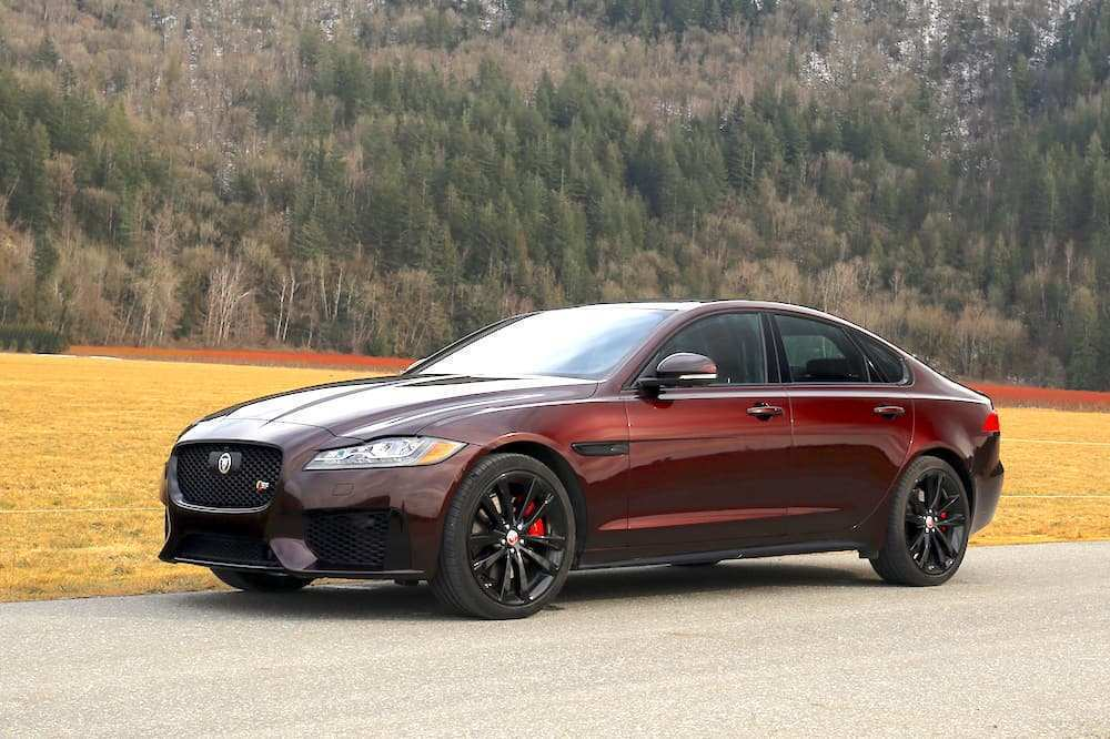 30 All New 2019 Jaguar XF New Model And Performance