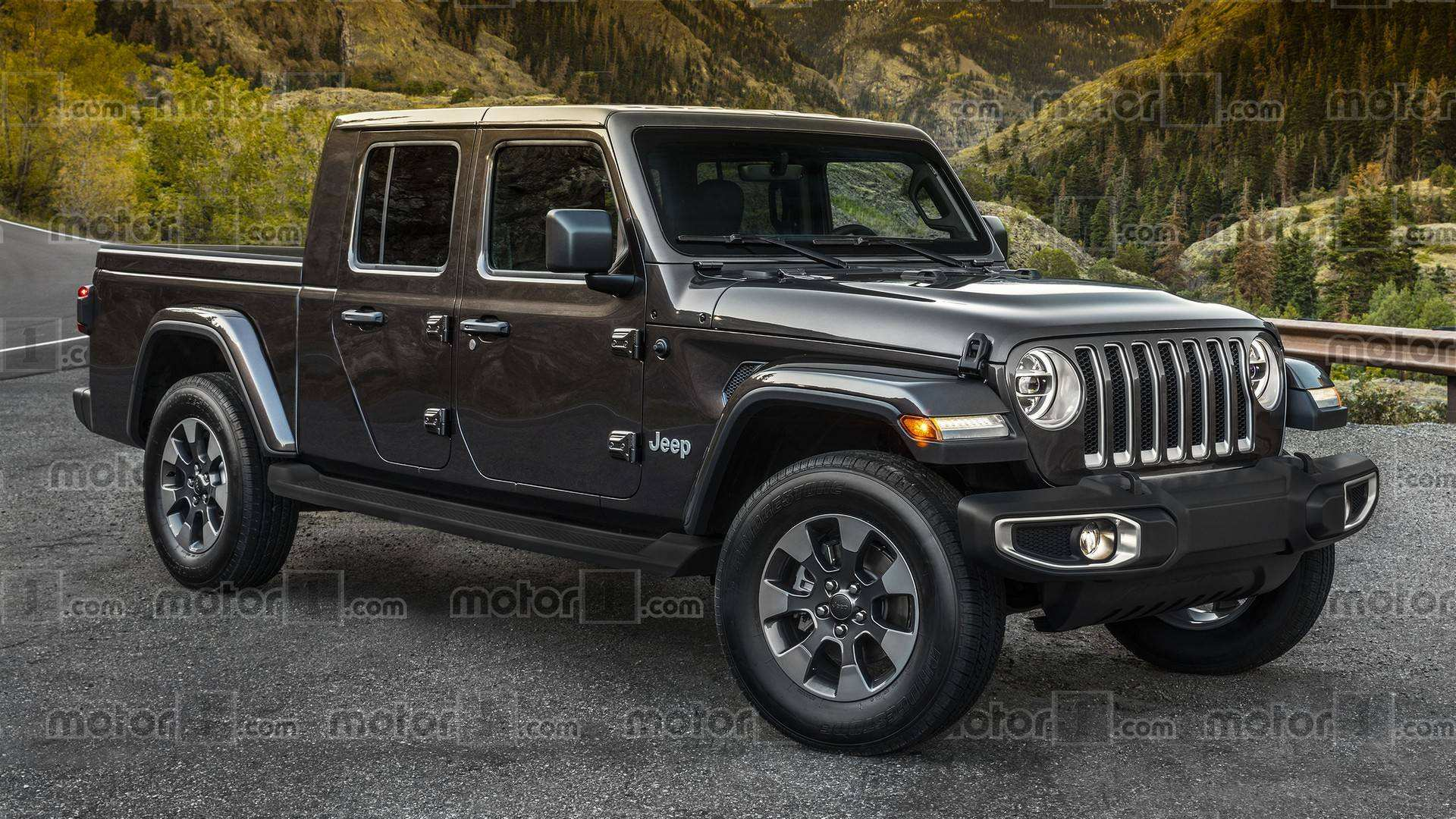 30 All New 2019 Jeep Gladiator Concept