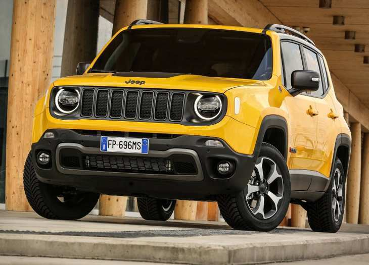 30 All New 2019 Jeep Renegade Performance And New Engine