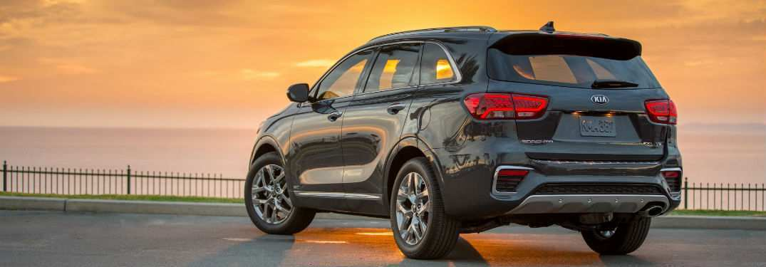 30 All New 2019 Kia Sorento Trim Levels Photos