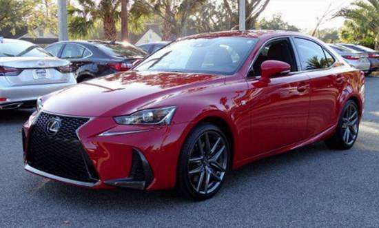 30 All New 2019 Lexus IS350 Concept And Review