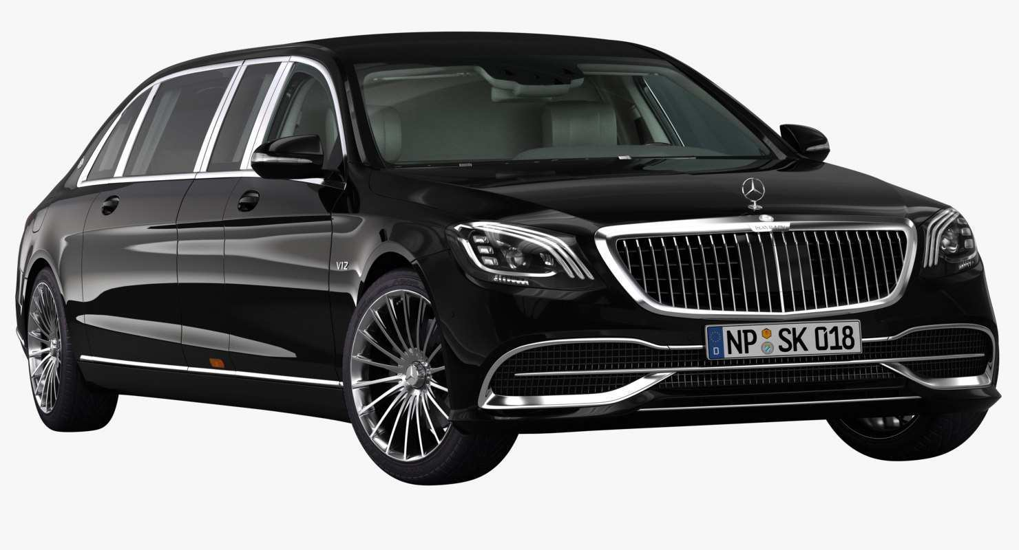 30 All New 2019 Mercedes Maybach S650 Concept