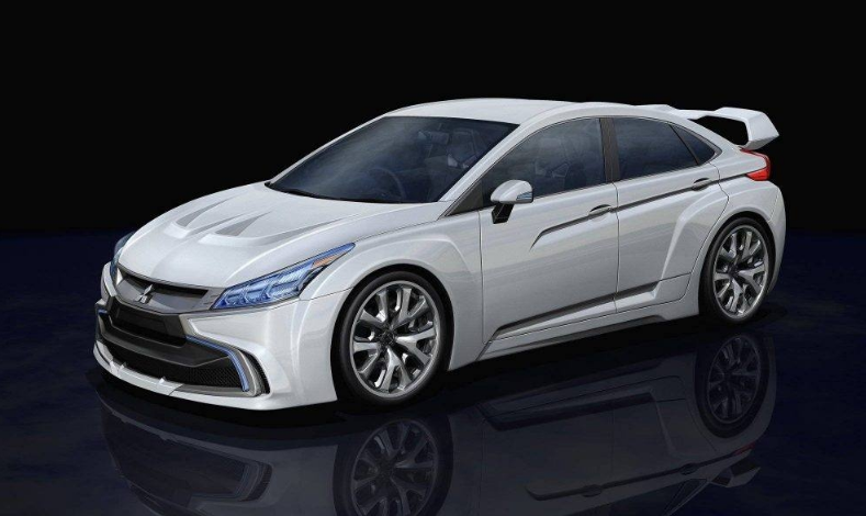 30 All New 2019 Mitsubishi Evo New Review