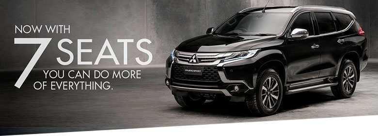 30 All New 2019 Mitsubishi Montero Sport Specs