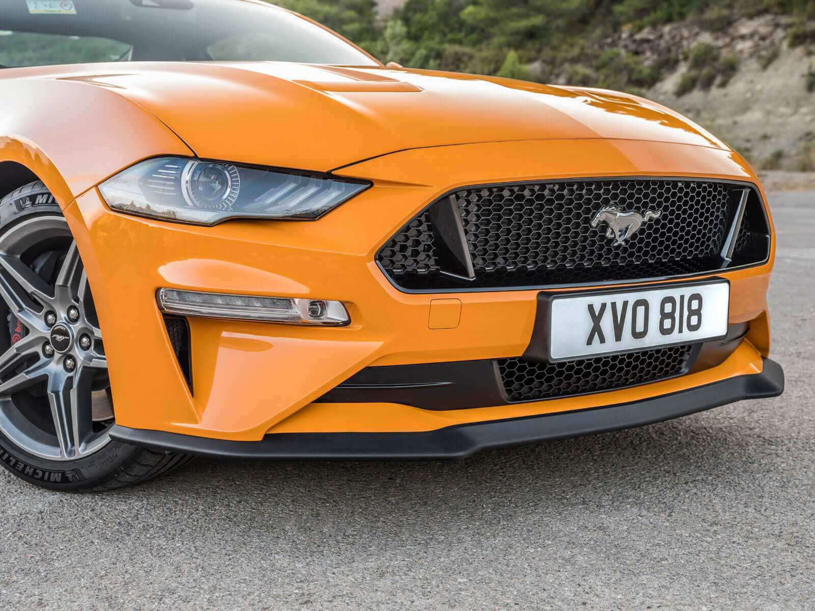 30 All New 2019 Mustang Mach Configurations