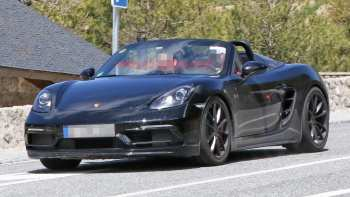 30 All New 2019 Porsche Boxster Spyder Concept