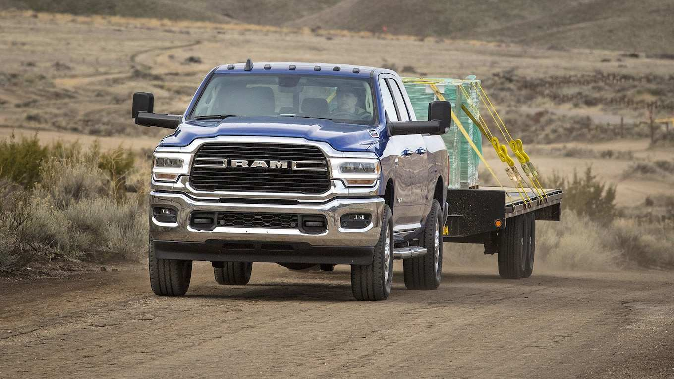 30 All New 2019 Ram 2500 Diesel New Model And Performance