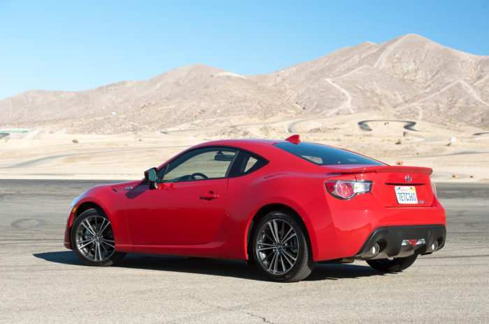 30 All New 2019 Scion FR S Sedan Rumors
