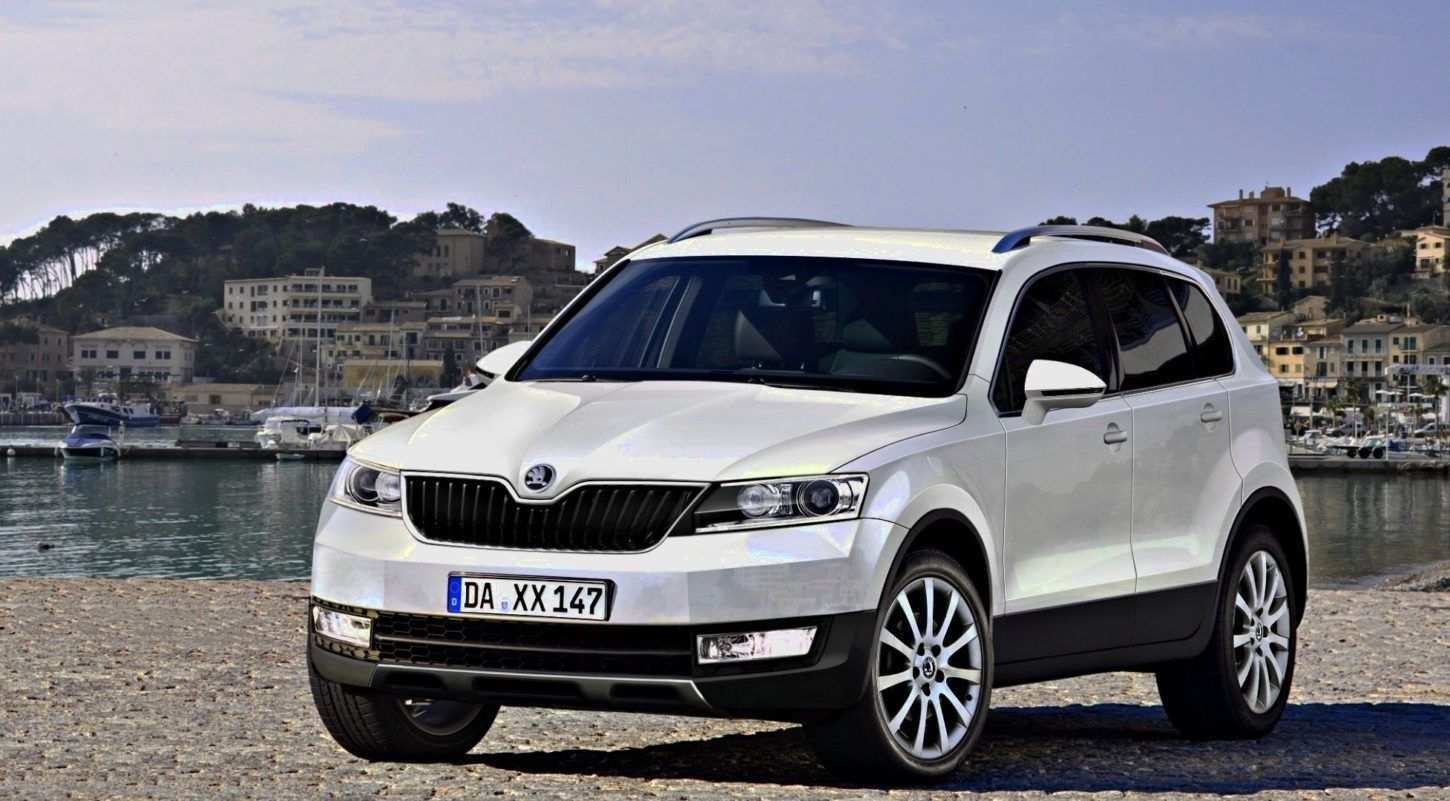 30 All New 2019 Skoda Yeti India Egypt Concept And Review