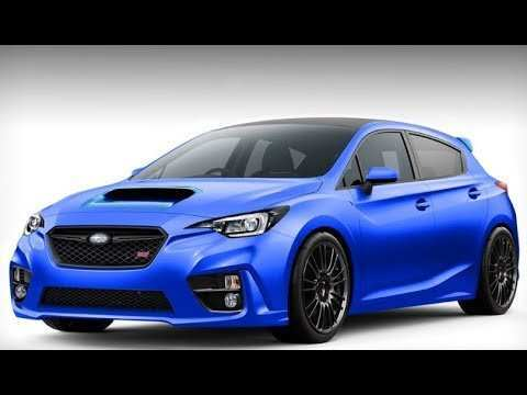 30 All New 2019 Subaru Brz Sti Concept And Review