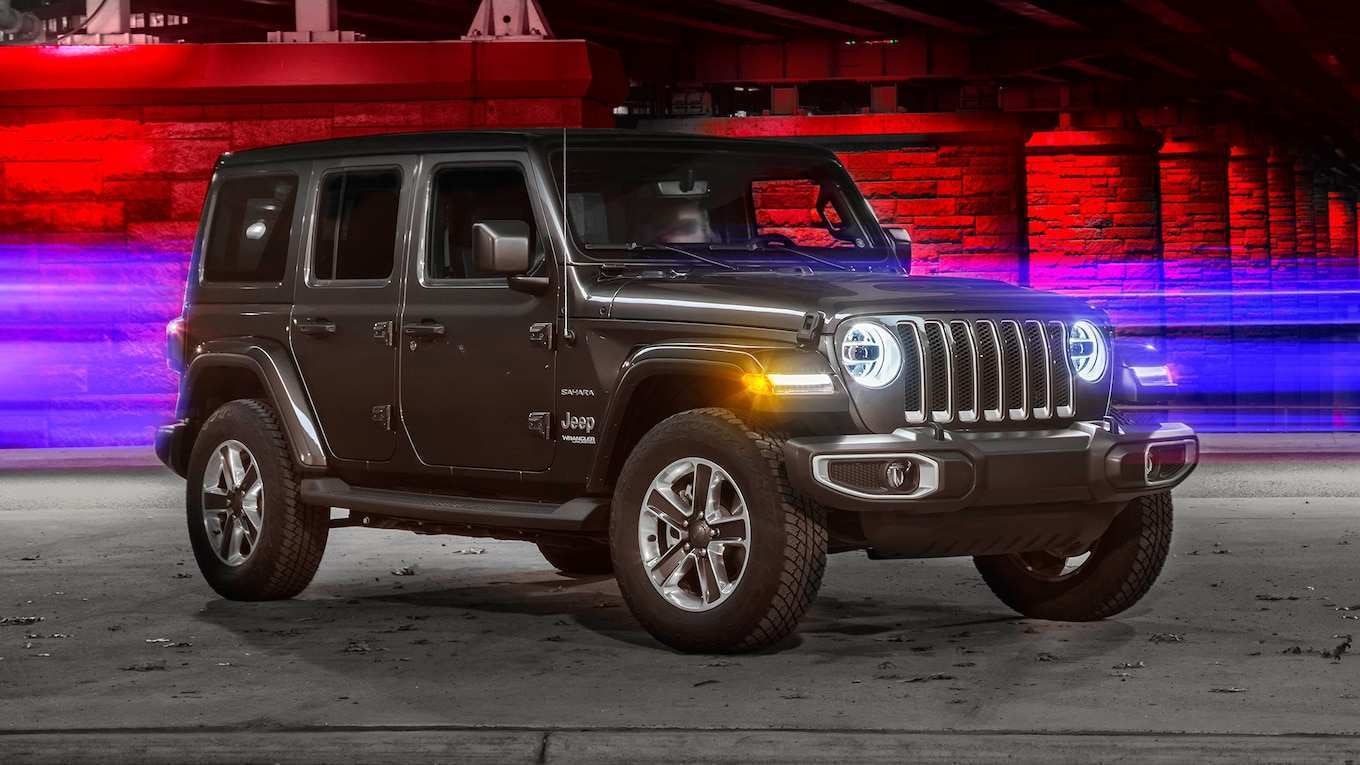 30 All New 2019 The Jeep Wrangler Engine