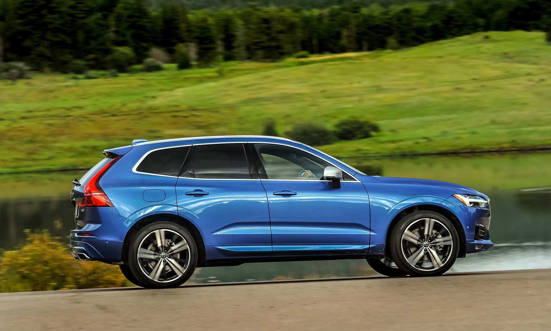 30 All New 2019 Volvo XC60 First Drive