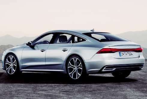 30 All New 2020 All Audi A7 Rumors