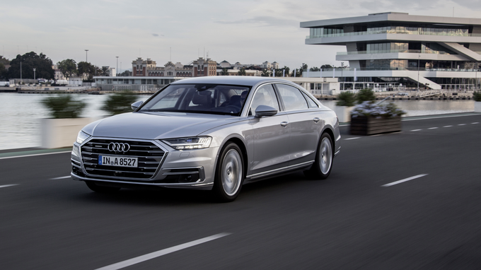 30 All New 2020 Audi A8 Images