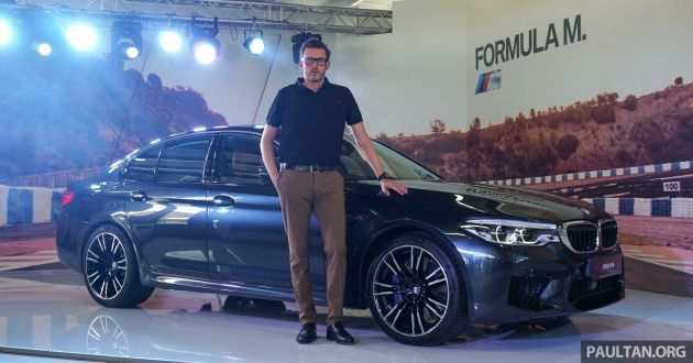 30 All New 2020 BMW M5 Get New Engine System Rumors