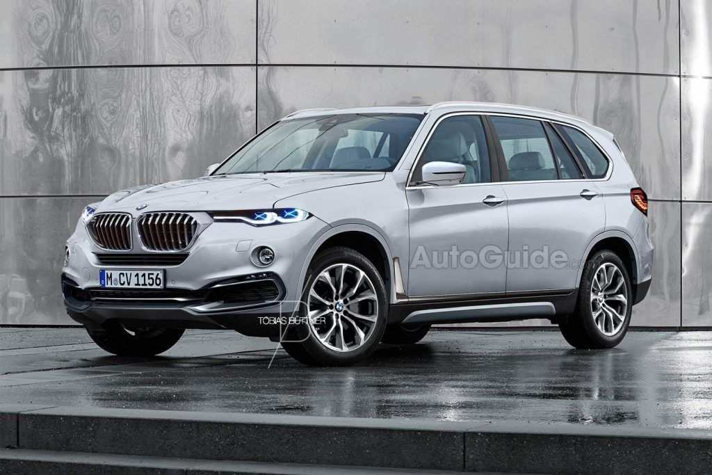 30 All New 2020 BMW X7 Suv Release