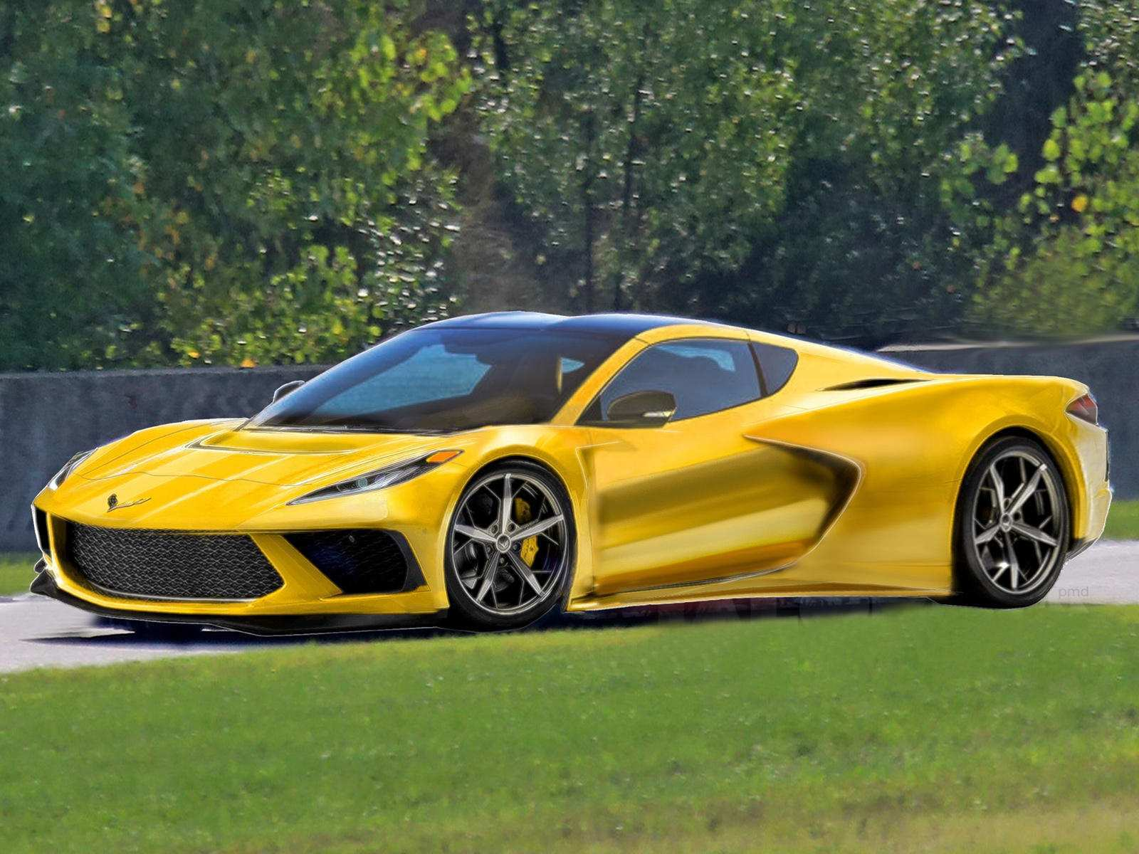 30 All New 2020 Corvette Z07 Configurations